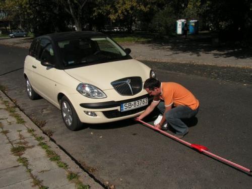 holowanie samochodu - zdjęcie